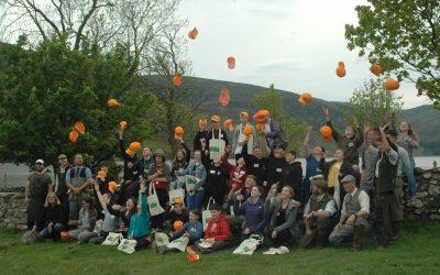 AGMG/SYCET Schools' Visit, Angus Glens