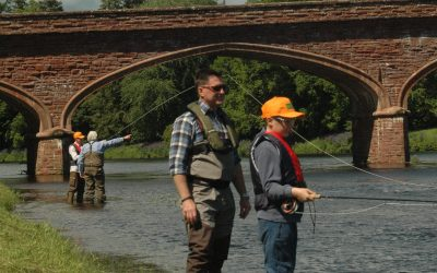 'Year of the Salmon' – Introduction to Salmon & Trout Fishing, Meikleour