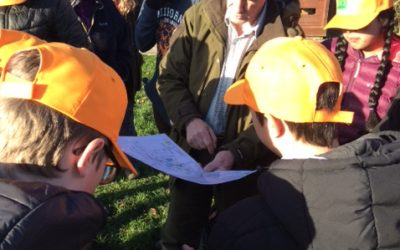 Perth Rural Skills Students' Visit to Teasses Estate