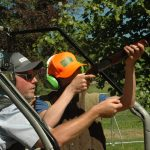 Clay pigeon instruction